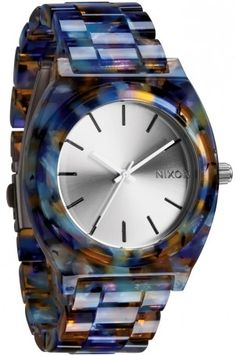 #Nixon #TimeTeller #Acetate #Watercolor #New on #Timefy