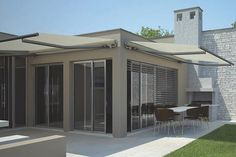 Retractable Outdoor #Awnings in Melbourne - Energy Window Fashions