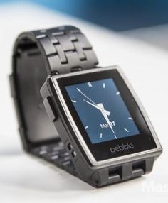 The Pebble Steel is not only one of the most functional smartwatches available. It's also one of the most attractive.