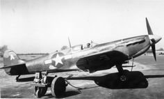 Fighter Group Usaaf Supermarine Spitfire Parked with a Ground-Power Unit Gpu Attached in North Africa Aircraft Photos, Ww2 Aircraft, Military Aircraft, Air Festival, Supermarine Spitfire, Public, Nose Art, North Africa, Us Army