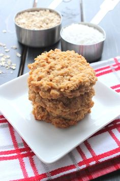 Muffin Recipes, Cookie Recipes, Biscuit Vegan, Biscuit Coco, Desserts With Biscuits, Breakfast Muffins, Lactose Free, Cookies Et Biscuits, Vegan Dinners