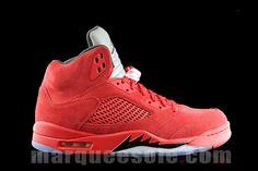 Air Jordan 5 Retro to Release in Red Suede d2195d55c