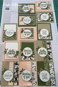 Stamp and Scrapper: Double Wonder Cards! Card Making Templates, Card Making Tutorials, Making Ideas, One Sheet Wonder, Scrapbook Cards, Scrapbooking, Stamping Up Cards, Card Patterns, Card Sketches