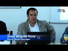 Video del #CafeCon celebrado por la  Confederacion de Empresarios de Cadiz del 28-06-13  en el que estuve como invitado