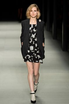 Saint Laurent Spring 2014 RTW - Runway Photos - Fashion Week - Runway, Fashion Shows and Collections - Vogue