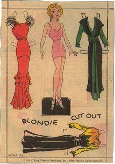 blondie-comic-strip-paper-doll-12-03-1933.jpg 771×1,104 pixels