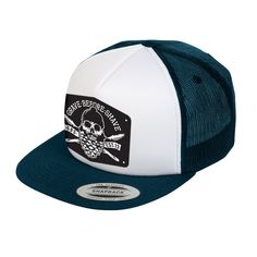 65d3dc9f9fdde GRAVE BEFORE SHAVE™ Trucker hat