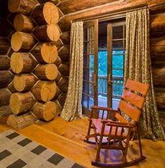 Log Cabin Interior Design...An Extraordinary Rustic Retreat!