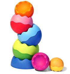 Amazon.com : Tobbles Neo : Sorting And Stacking Baby Toys : Baby