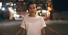 See 'Stranger Things' Star Millie Bobby Brown in Vibrant New Sigma Video #headphones #music #headphones