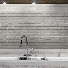Ceramica Rondine has developed a new brick finish wall tiles collection: Brick Generation, a perfect blend of contemporary style and timeless appeal. Brick Style Tiles, Brick Effect Tiles, White Brick Tiles, Brick Wall, White Bricks, Black Brick, Kitchen Splashback Tiles, Douche Design, Italian Tiles