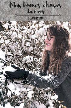 Mes bonnes choses du mois de février 2018 | happinesscoco.com | #lifestyle #corse #neige  #snow #winter #hiver #girl