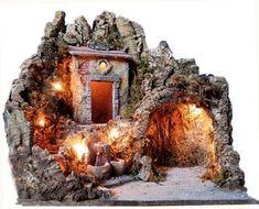 Archangel Michael, Dremel, Diorama, Cribs, Scenery, Miniatures, House Design, Crafty, Christmas