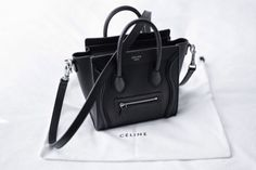 """So it is end of the year, time to choose the hottest handbag of this year. The most wanted """"arm candy"""" of this year was the Celine Luggage Tote. Gucci, Givenchy, Balenciaga, Fendi, Celine Nano Luggage, Celine Bag, Prada, Dior, Chanel"""