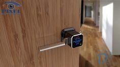 Blog do Diogenes Bandeira: Fechadura inteligente permite destrancar porta com...