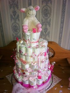 Baby Shower. Baby Shower Host, Girl Shower, Baby Shower Parties, Baby Showers, Baby Shower Gifts, Princess Diaper Cakes, Baby On A Budget, Everything Baby, Baby Needs