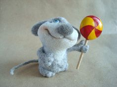 cute critter -  lots of cute felted animals