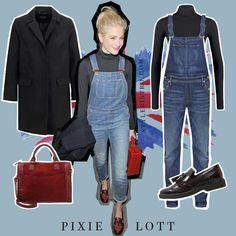 Pixie Lott - Swinging London Town by AMAZE Celebrities