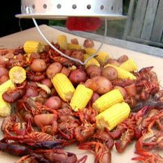 Crawfish boil!! Its time!!
