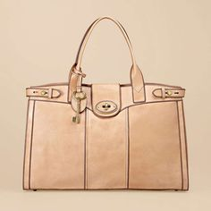 HE GOT IT so now I have my dream bag!!!  FOSSIL® Handbag Collections Vintage Re-Issue:Women Vintage Re-Issue Weekender ZB5191