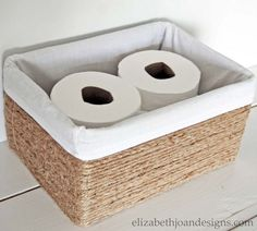 Since re-sharing our Boxes into Baskets post, we have had many requests for a tutorial on how to make a custom basket liner. I have put together a step by step guide for you. (Yes there a lot of steps, but don't be intimidated. It should only take about 30 minutes to make.) Without further …