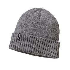 Patagonia Brodeo Beanie - Feather Grey FEA