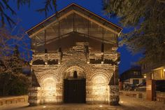 "Conservation, Restoration and Adaptation of Church ""St. Paraskeva"",© Evgeni Dinev"