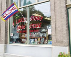 A Likely Story Bookstore, located in historic  downtown Sykesville Maryland, is Carroll County's most exciting and only independent bookstore.