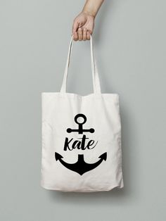 Hey, I found this really awesome Etsy listing at https://www.etsy.com/au/listing/241867644/personalised-anchor-tote-name-bridesmaid