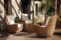 Tobago Collection, Outdoor Furniture, Lloyd Flanders