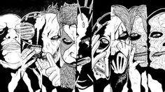 """ANTRO DO ROCK: Confira mais Slipknot: Ouça """"Sarcastrophe"""" e """"AOV""""..."""