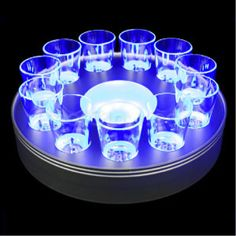 light up shot tray - Google Search