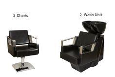Backwash Styling Chairs