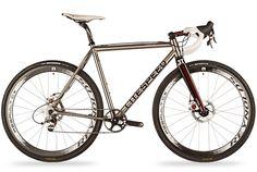 lightspeed cx-2013 // ti cyclocross disc