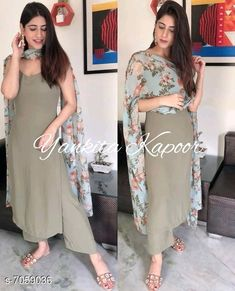 Simple Kurta Designs, Kurta Designs Women, Stylish Dress Designs, Stylish Dresses, Simple Dresses, Blouse Designs, Party Wear Indian Dresses, Designer Party Wear Dresses, Kurti Designs Party Wear