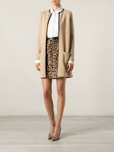 Ralph Lauren Black Cardi-coat - Cumini - Farfetch.com