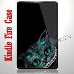 Cheshire Cat Kindle Fire Case | Merchanstore - Accessories on ArtFire