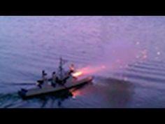 Model Radio Controlled War Ships - YouTube
