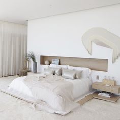 Donating Bed Linen To Charity Simple Bedroom Decor, Home Decor Bedroom, Bedroom Ideas, Bedroom Layouts, Bedding Master Bedroom, Cozy Bedroom, Master Bedrooms, Home Room Design, Bed Design