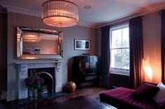 Дизайн интерьера квартиры в Ноттинг Хилл от Staffan Tollgard https://vk.com/faqindecor?w=page-69527163_48811601 #FAQinDecor #design #decor #architecture #interior