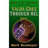 The latest adventure of my spunky Dwarven Valkyrie is online at Amazon.