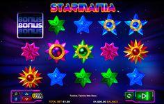Machine à sous Starmania de NextGen Gaming sera intéressant pour les joueurs qui préfèrent des machines à sous standards avec beaux symboles. L'ensemble de mise au point du jeu est faite à l'incroyable étoiles de cristaux et de leur animation. Machine à sous simple a 5 rouleaux et 10 lignes de paiement, ainsi que: Tour bonus, Symbole Wild, Symbole Scatter et Tours gratuits!