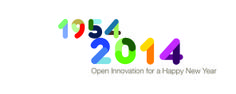 Wish you a Happy New Year! Open Innovation for interior design!