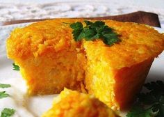 Alimentazione Sana & Cucina Naturale: Budino di carote