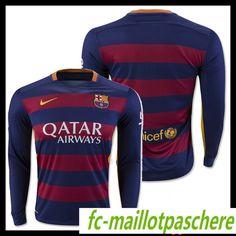 Maillot Domicile FC Barcelona LONGUES