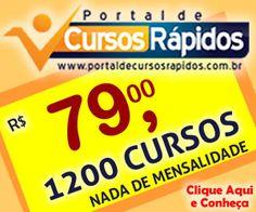 representantecormecial: CURSOS RÁPIDOS E BARATOS COM CERTIFICADOS
