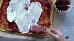 Edullisista aineksista valmistuva pannarikääretorttu on koko perheen suosikkijälkiruoka.