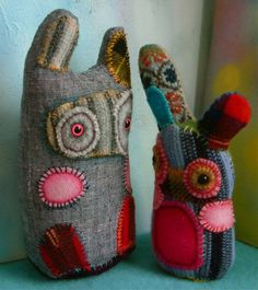 winter creatures by cocoon designs.