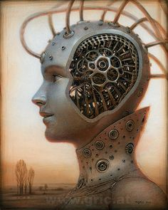 Peter Gric - Android-Mind