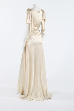 Evening dress, 1930's From Kerry Taylor Auctions